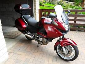 Honda Deauville 2012, 1,098 Miles (As New Condition)