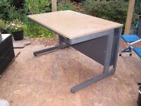 Very sturdy work desk