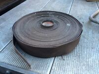 """Roll of Pirelli rubber webbing for Ercol furniture 2"""" wide at least 30 metres long"""