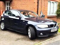 BMW 116I SE HATCHBACK , 2006, MANUAL