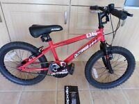 """Kids bike 18"""" Apollo Outrage from Halfords - Excellent condition"""