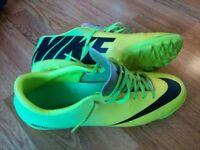 Football boots Nike UK 9