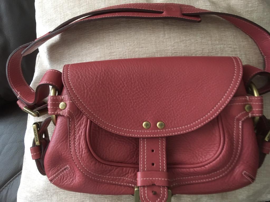 Genuine Mulberry Handbag