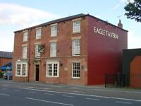 Eagle Tavern, North Street, Leeds. Management Couple Required