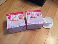 Cupcake moulds