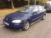 2004 Vauxhall Astra 1.4 ** MOT 04/2018 ** Full Ser Hist** Immaculate Condition** REPAIR OR SPARE