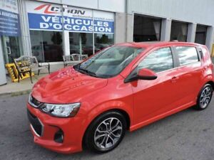 2017 CHEVROLET SONIC RS,TOIT,MAGS,AUTO,FULL
