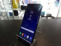 Samsung Galaxy S8 Plus, 64 GB Midnight Black