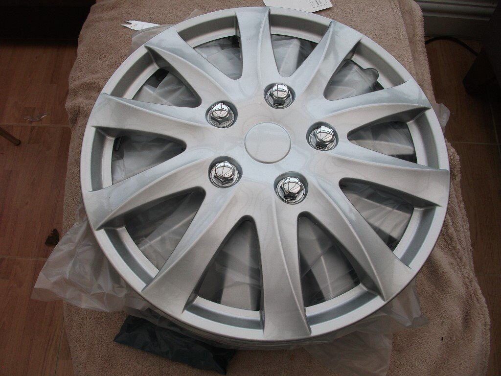"15"" Wheel Trims"