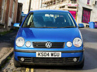 VW Polo Sport 1.4 TDI in good condition, 79k miles, Full service history, 9 months MOT