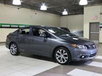 2012 Honda Civic SI A/C TOIT NAV GR ÉLECT MAGS