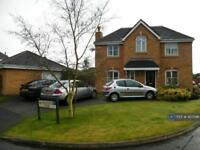 4 bedroom house in Crabtree Close, Newton-Le-Willows, WA12 (4 bed)