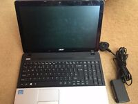 Acer TM P253 laptop