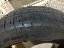 245 50 18 RouteWay tyre