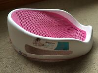 Angelcare baby support bath seat.