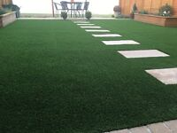 Fake grass / Astro Turf - the best! 1.3m width x 7m length