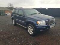 GRAND CHEROKEE CRD 5 2.7 TURBO DIESEL. DOOR AUTOMATIC.