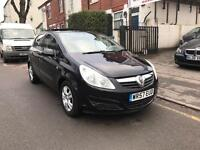 2007 VAUXHALL CORSA BREEZE PLUS. 1.2 PETROL. 5 DOOR. 2 LADY OWNERS. PANORAMIC ELECTRIC SUNROOF. A/C