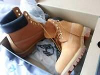 Brand new timberland boots