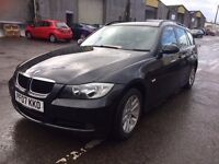 BMW 3 SERIES 2.0 318i SE Touring 5dr,one former keeper,3 months warranty