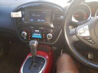 Nissan Juke Takna DIG-T CVT 4X4