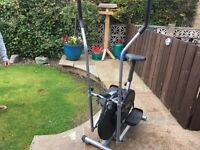 Cross trainer for sale good condition £50 ono