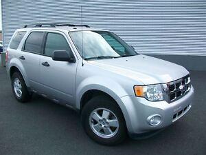 2012 Ford Escape XLT *_* AWD*_* CRUISE CONTROL*_* ANTI BROUILLAR