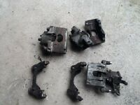 Saab 9-3 Vectra 2.2 diesel calipers and carriers