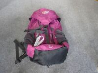 Lowe Alpine ND32 Womans Air Zone Backpack Rucksack