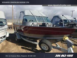 2017 Lund Boat Co 1850 Impact XS