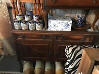 Vintage small sideboard dresser