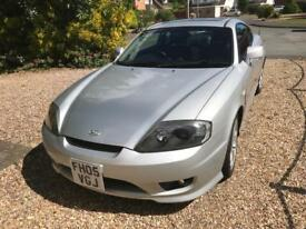Hyundai coupe se 2.0 over head cam ( p/x golf )