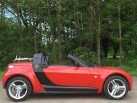2005 SMART ROADSTER 700CC SEMI AUTOMATIC+PADDLE SHIFT+CONVERTIBLE SUMMER BARGAIN