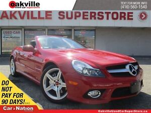 2009 Mercedes-Benz SL-Class 550R   ONLY 38,000 KMS!!!   PRISTINE