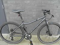 Carrera Subway 1 hybrid city bicycle(excellent condition).2017 model.