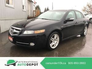 2008 Acura TL | ACCIDENT FREE | BLUETOOTH | HEATED SEATS / AC