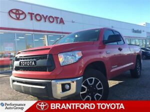 2016 Toyota Tundra SR5 5.7L V8, TRD, One Owner, Trade In