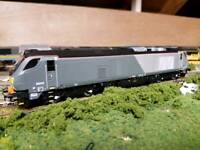 Oo gauge dapol class 68 sound fitted c