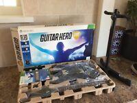 Xbox 360 Guitar hero live