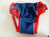 Floaties aqua nappy swimming trunks