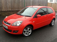 2007*FORD FIESTA ZETEC CLIMATE 1.4TDCI*1 OWNER*8 MONTHS*FULL SERVICE HISTORY*CAMBELT CHANGED