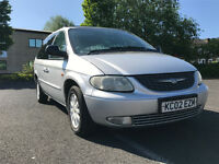 BARGAIN 2002 Chrysler Grand Voyager edit 2.5 CRD LX 5dr DIESEL 7 SEATER