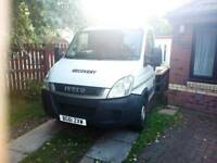 Iveco daily 3511 recovery truck 2011 semi auto 139000 miles, excellent work horse,air bags,sat nav