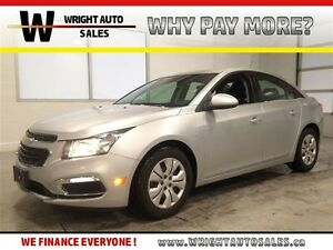 2016 Chevrolet Cruze LT| BLUETOOTH| BACKUP CAM| CRUISE CONTROL|