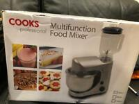 Cooks Multifunction Stand Food mixer Blender
