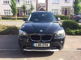 BMW X1 2011 2.0 18d SE xDrive 5dr Low Miles + 4x4 + Rear Parking Sensors