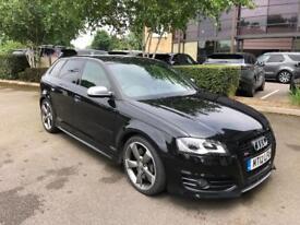 Audi S3 Black edition DSG 2012