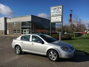 2010 Chevrolet Cobalt LT ~ Low Kms ~ Air Conditioning ~