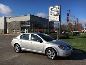 2010 Chevrolet Cobalt LT ~Low Kms ~Air Conditioning