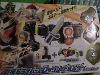 Kamen Rider Gaim Henshin Belt Complete (Rare)